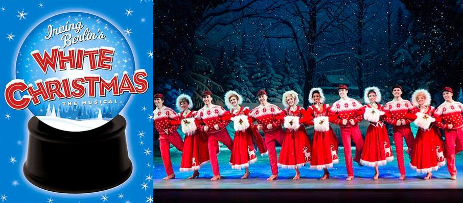 Irving Berlin's White Christmas at Bass Performance Hall