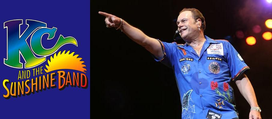 KC and the Sunshine Band at Billy Bobs