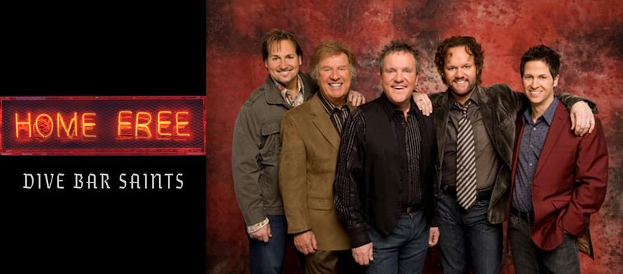 Home Free Vocal Band at Will Rogers Auditorium