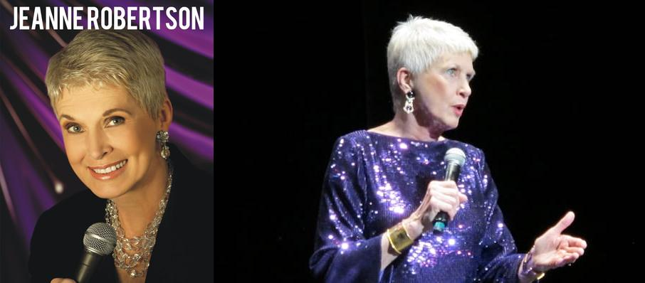 Jeanne Robertson at Bass Performance Hall