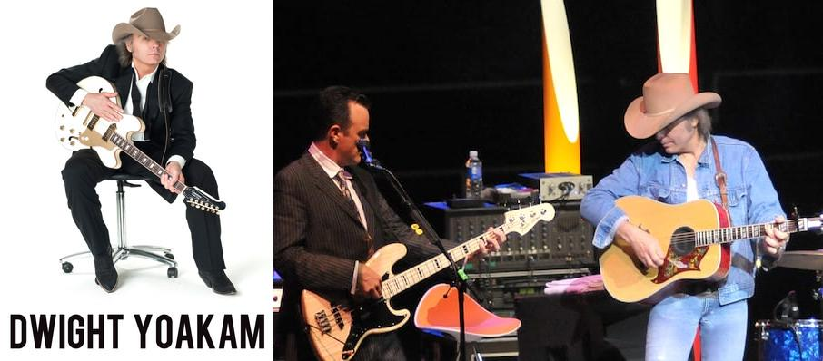 Dwight Yoakam at Lubbock Auditorium