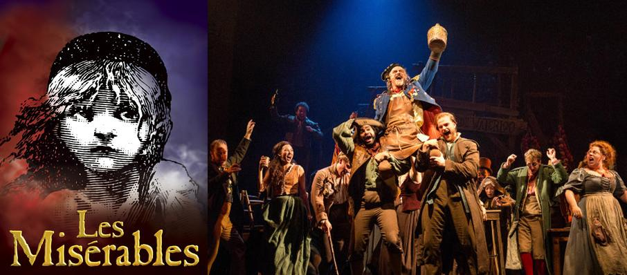 Les Miserables at Bass Performance Hall