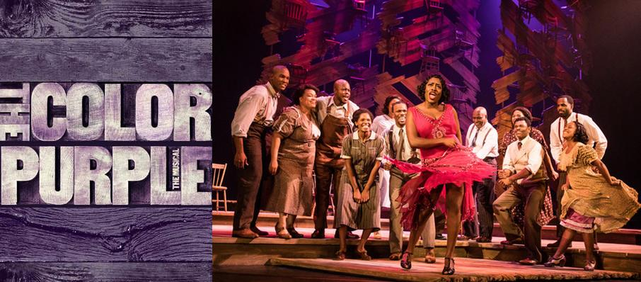 The Color Purple at Bass Performance Hall