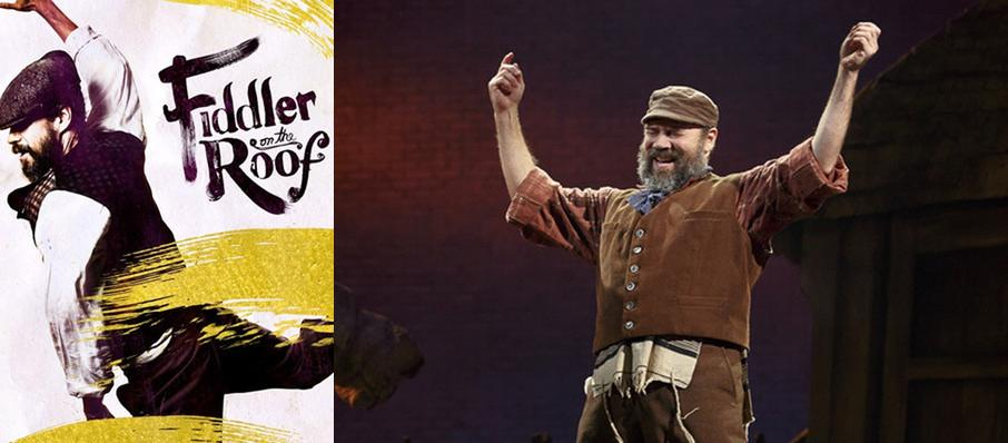 Fiddler on the Roof at Bass Performance Hall