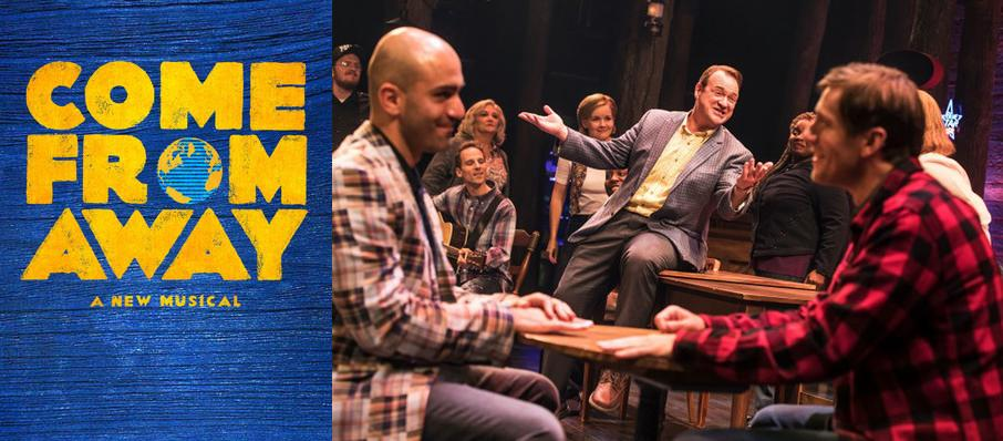 Come From Away at Bass Performance Hall
