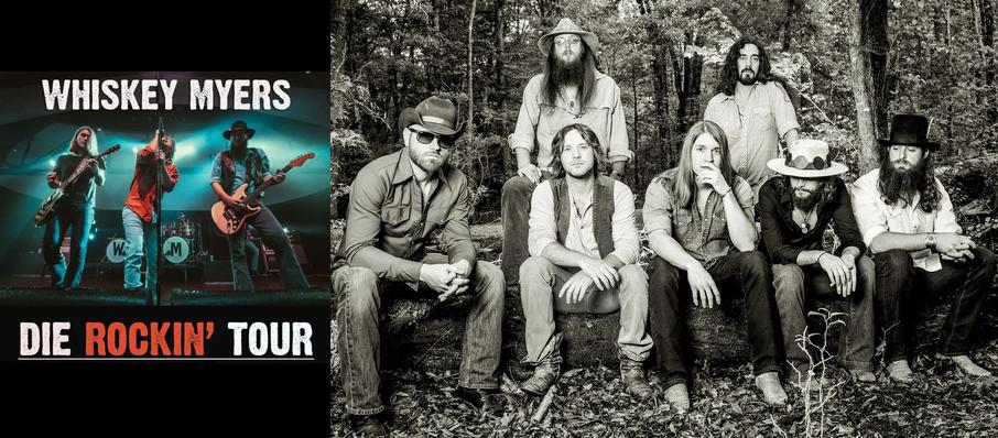 Whiskey Myers at Billy Bobs