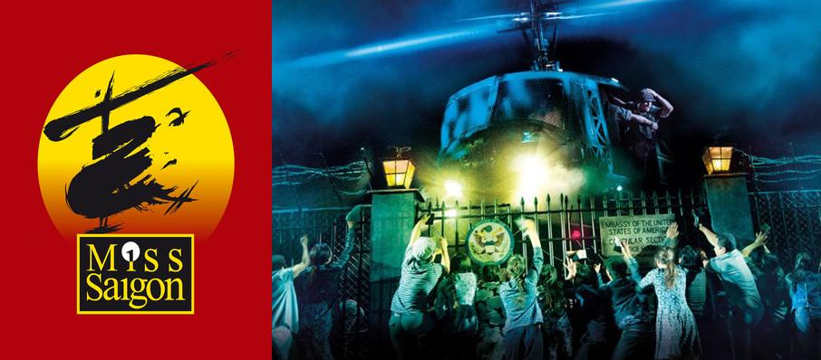 Miss Saigon at Bass Performance Hall