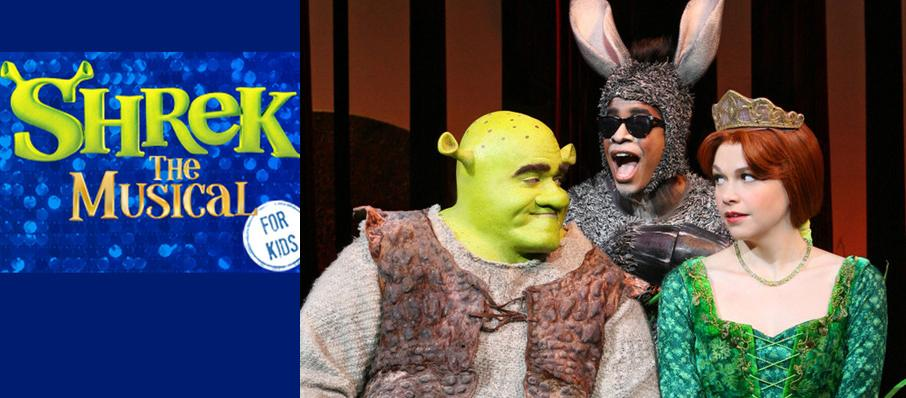 Shrek - The Musical at Casa Manana