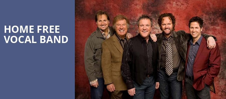 Home Free Vocal Band, Will Rogers Auditorium, Fort Worth