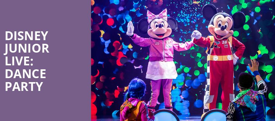 Disney Junior Live Dance Party, Will Rogers Auditorium, Fort Worth