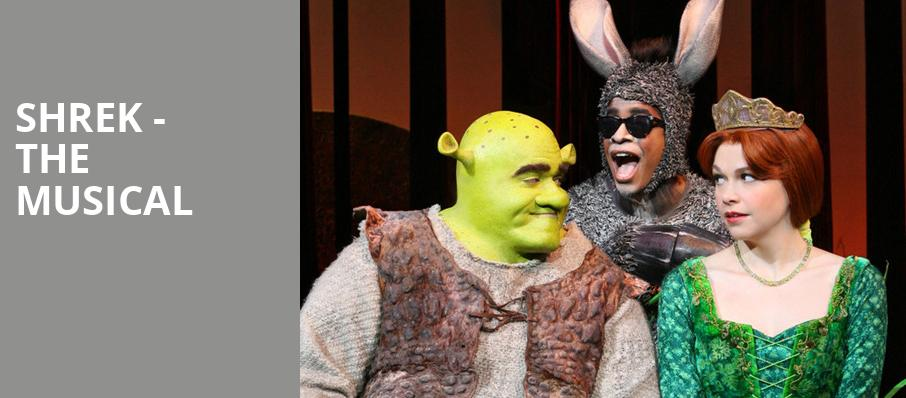 Shrek The Musical, Casa Manana, Fort Worth