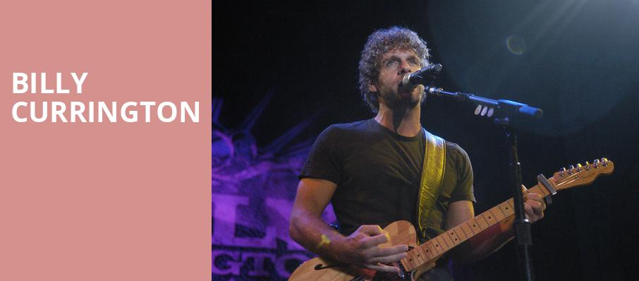 Billy Currington, Billy Bobs, Fort Worth