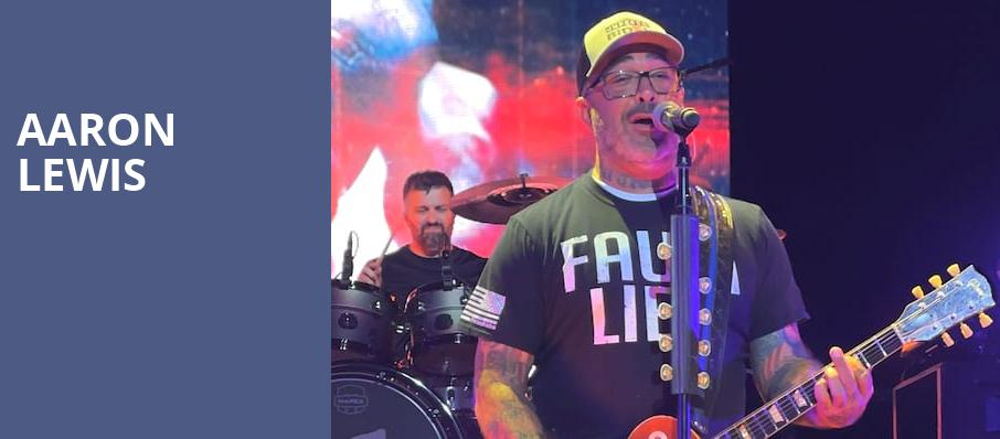 Aaron Lewis, Billy Bobs, Fort Worth