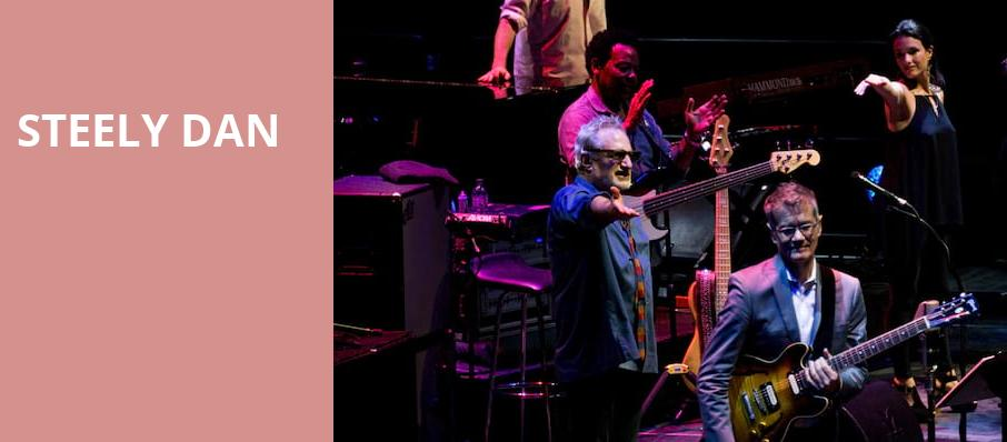Steely Dan, Dickies Arena, Fort Worth