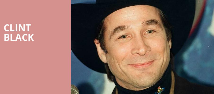 Clint Black, Billy Bobs, Fort Worth