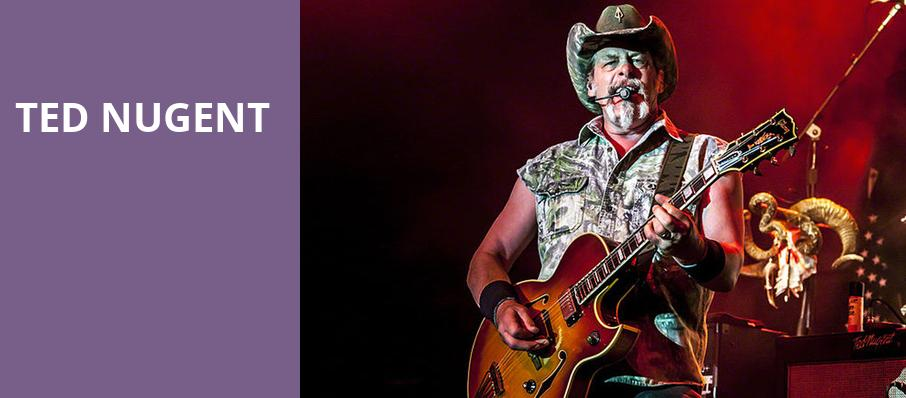 Ted Nugent, Billy Bobs, Fort Worth