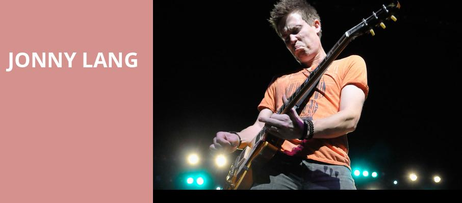 Jonny Lang, Billy Bobs, Fort Worth