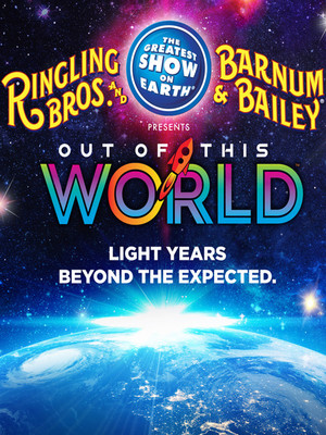 Ringling Bros And Barnum Bailey Circus, Fort Worth Convention Center Arena, Fort Worth