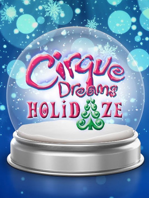 Cirque Dreams Holidaze, Bass Performance Hall, Fort Worth