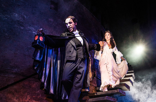 Phantom Of The Opera, Bass Performance Hall, Fort Worth