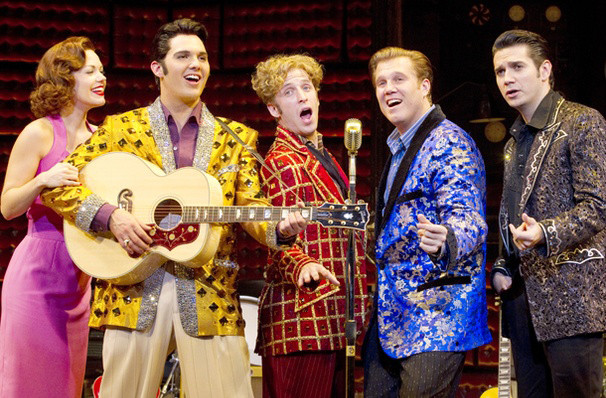Million Dollar Quartet, Casa Manana, Fort Worth