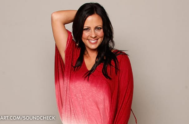 Don't miss Sara Evans, strictly limited run