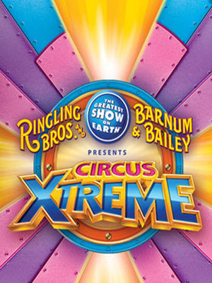 Ringling Bros. And Barnum & Bailey Circus Poster